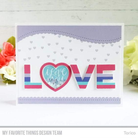 Mini Heart Shaker Window & Frame Die-namics