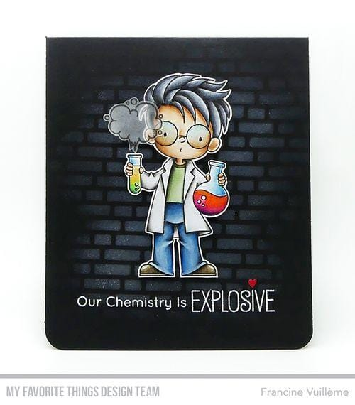 BB Cute Chemists Die-namics