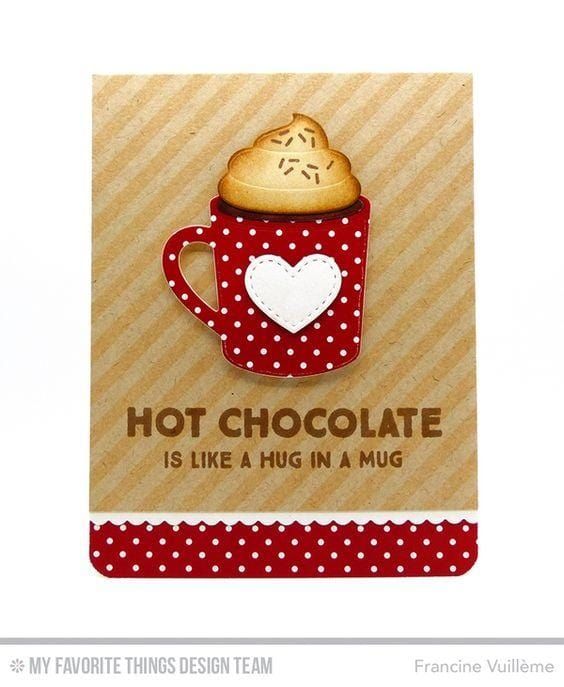 LLD Hot Cocoa Cups Die-namics