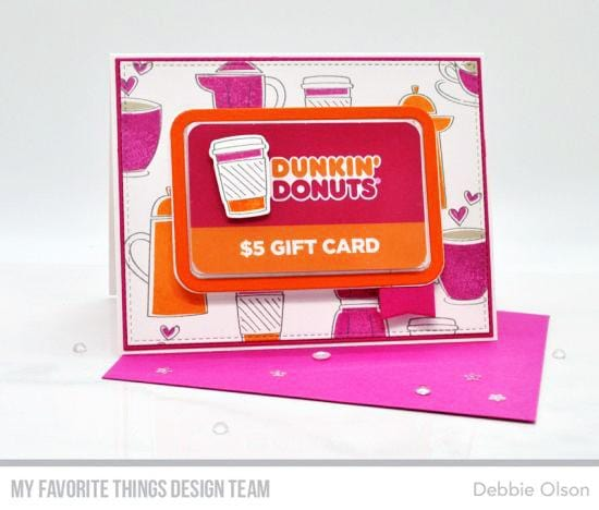 Gift Card Window & Frame Die-namics
