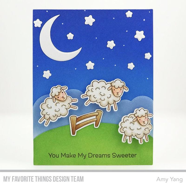 Over the Moon for Ewe Die-namics