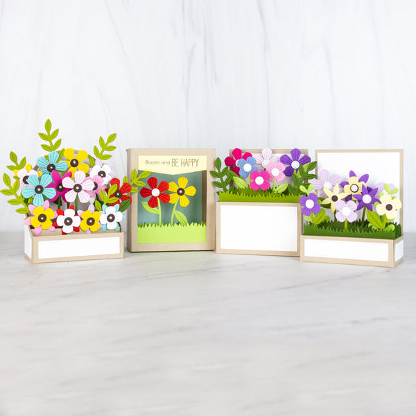 Box Card Bouquet Die-namics