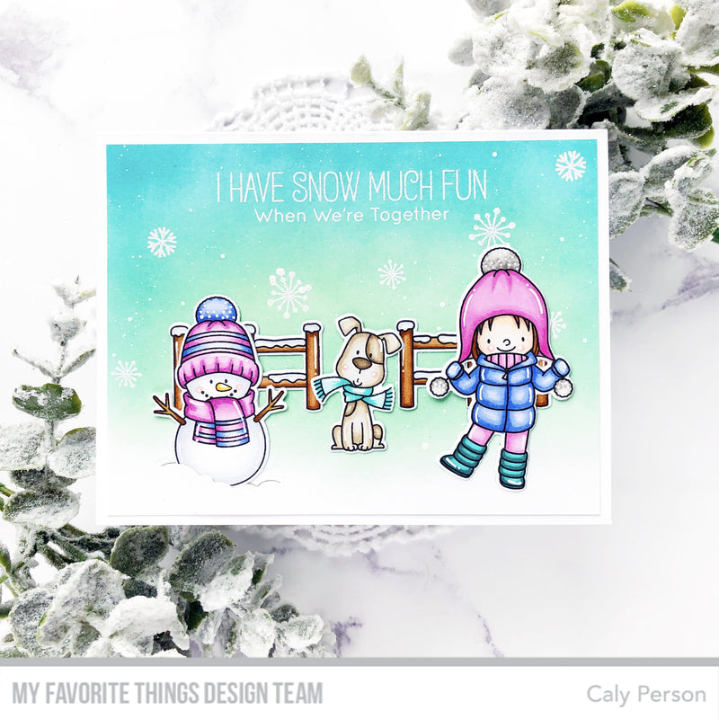BB Snow Buddies Die-namics