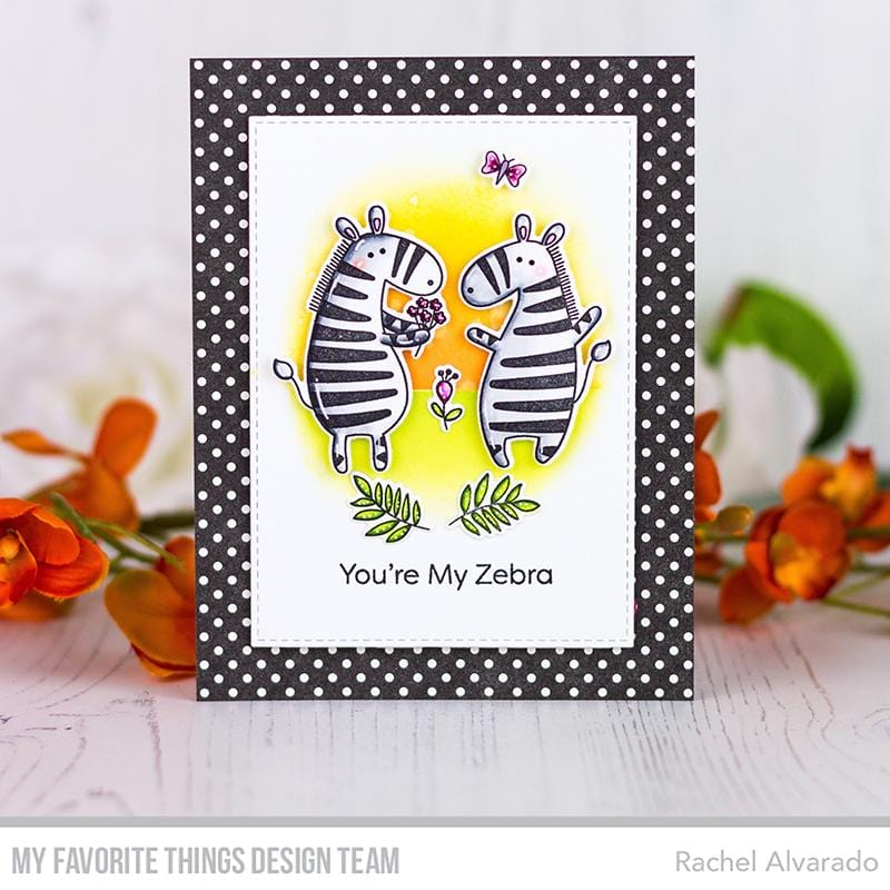 Zippy Zebras Die-namics