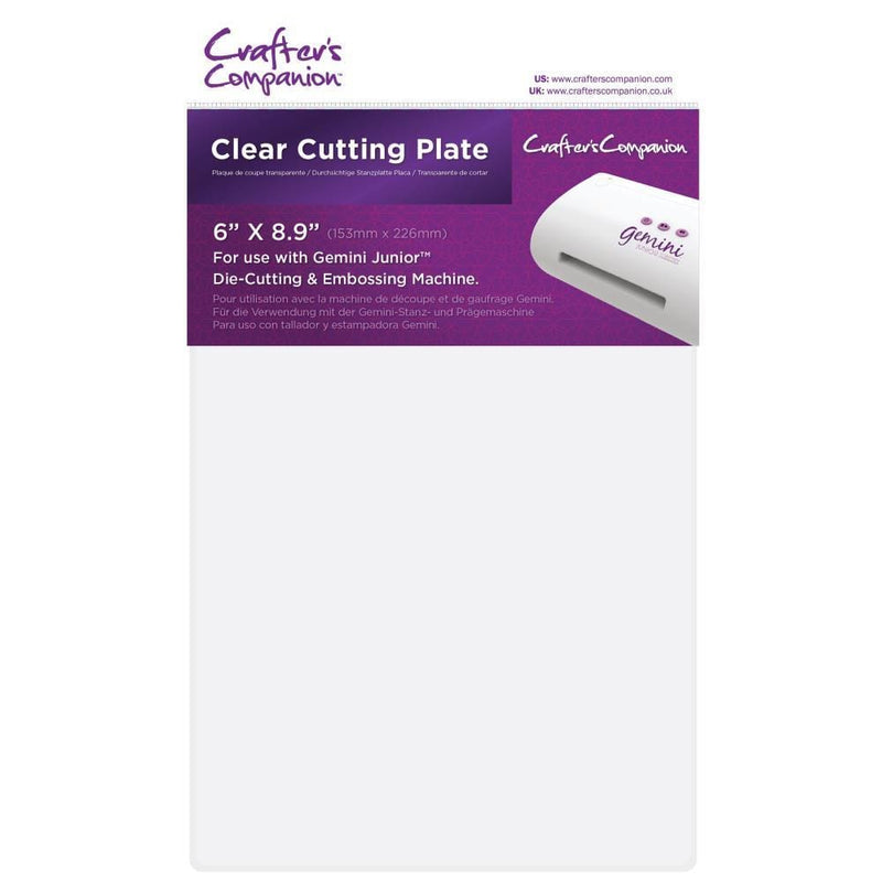 Gemini Junior Clear Cutting Plate