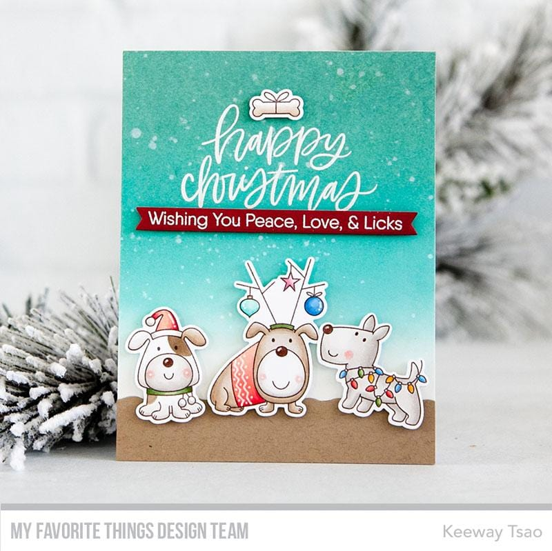 Hand-Lettered Holiday Greetings