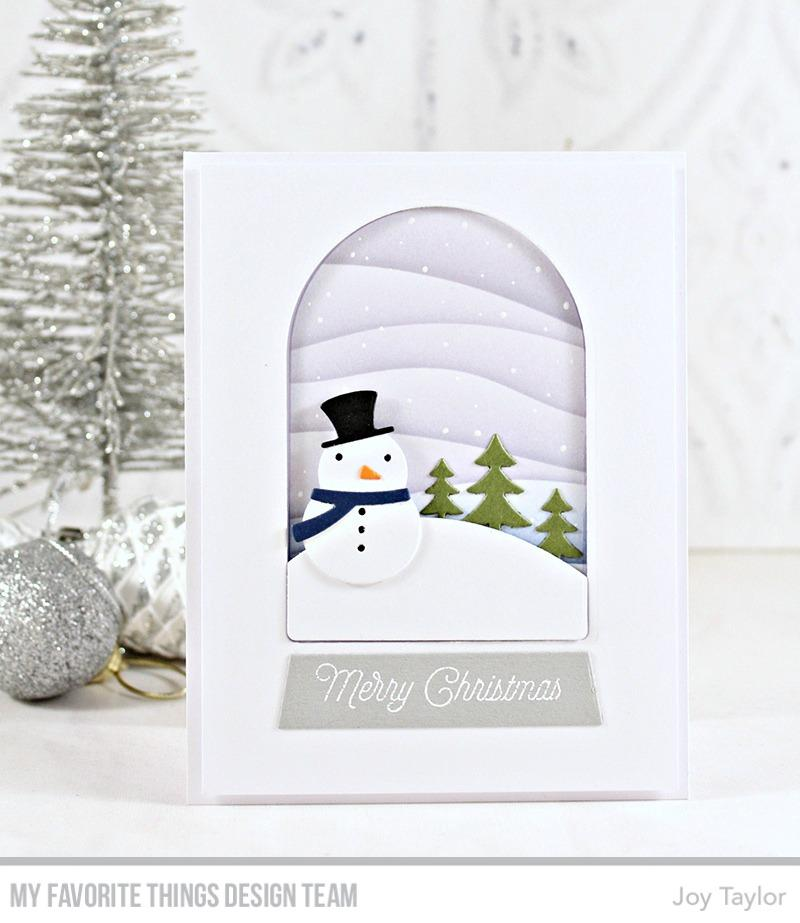 Snow Globe Greetings