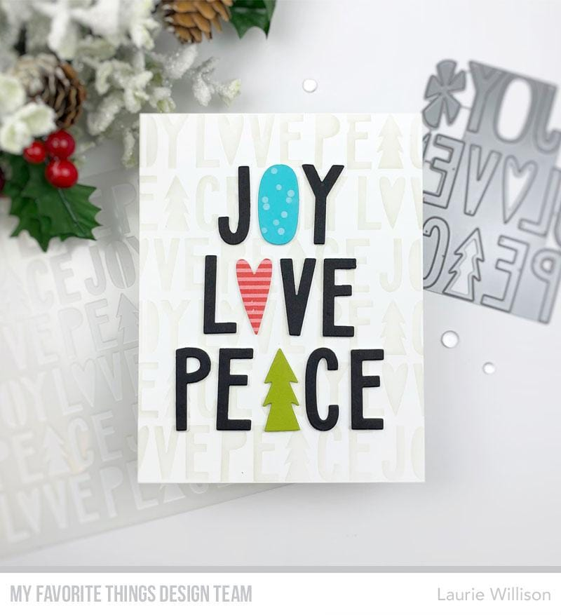 Joy, Love, and Peace Die-namics