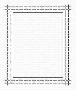 LJD Rectangle Peek-a-Boo Window Die-namics