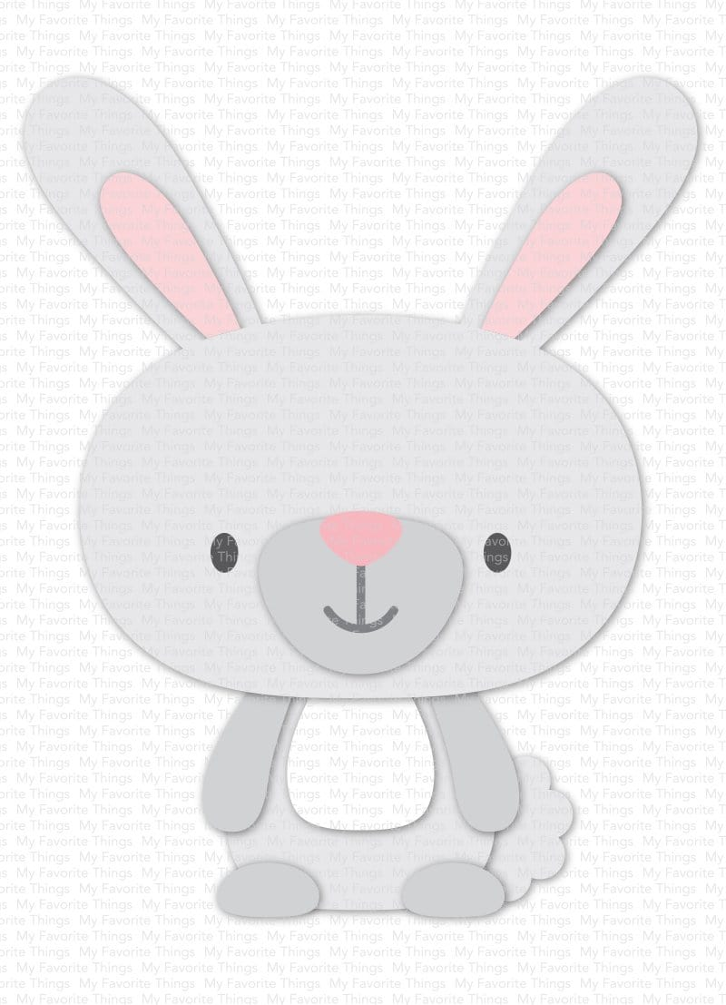 Cottontail Cutie Die-namics