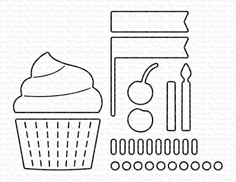 Mini Cupcake Maker Die-namics