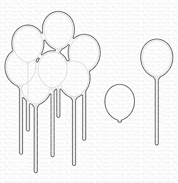 Balloon Bouquet Die-namics