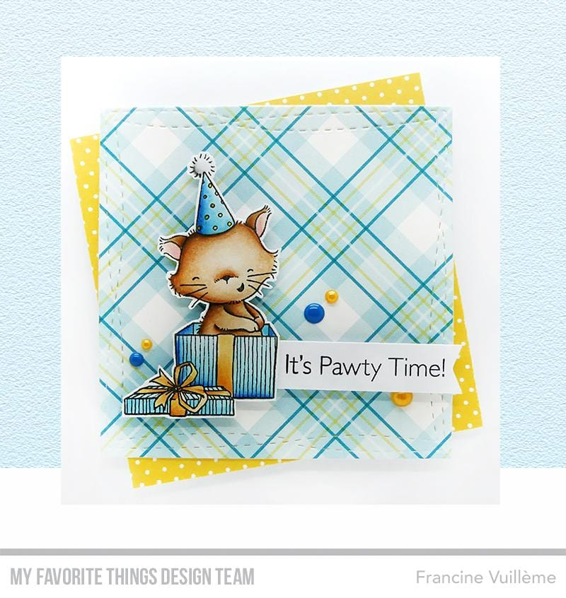 SY Pawty Time