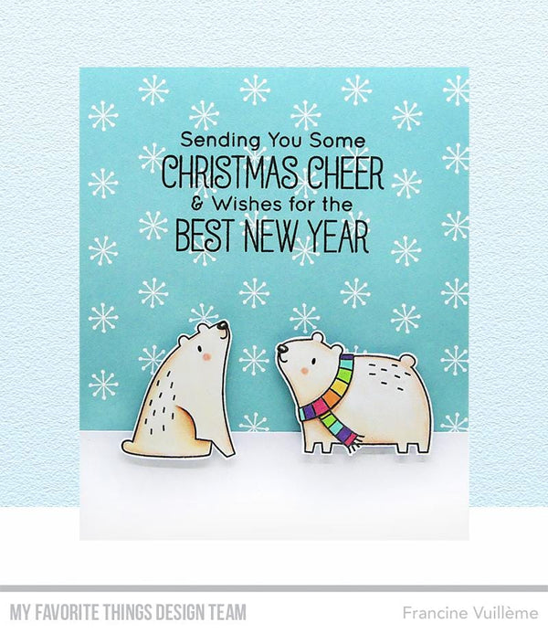 Christmas Cheer Paper Pad