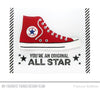LLD All Star High Top Die-namics