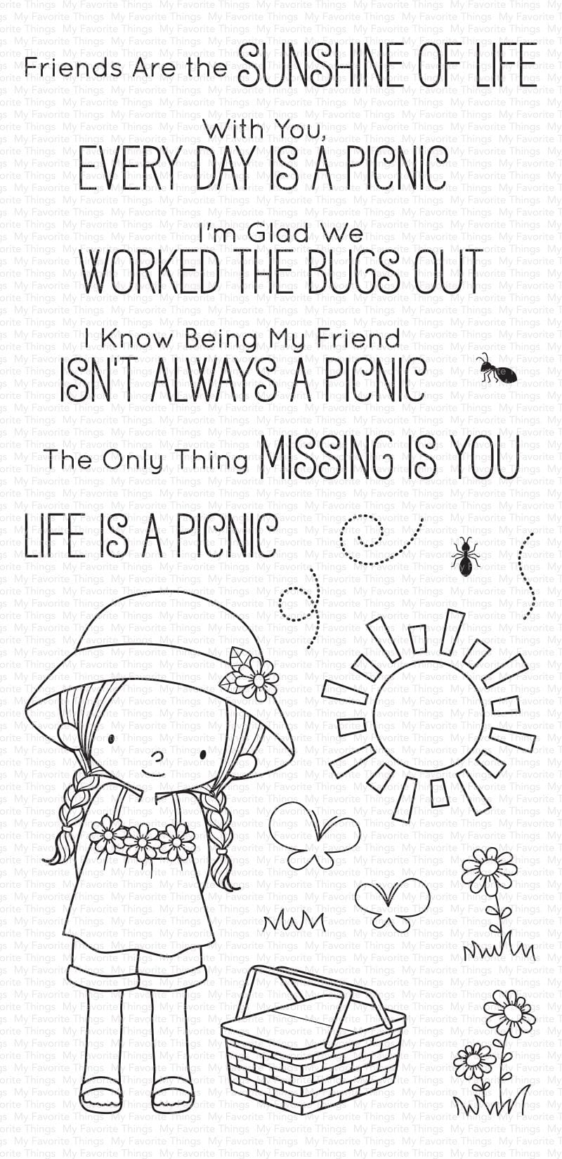 BB Every Day Is a Picnic