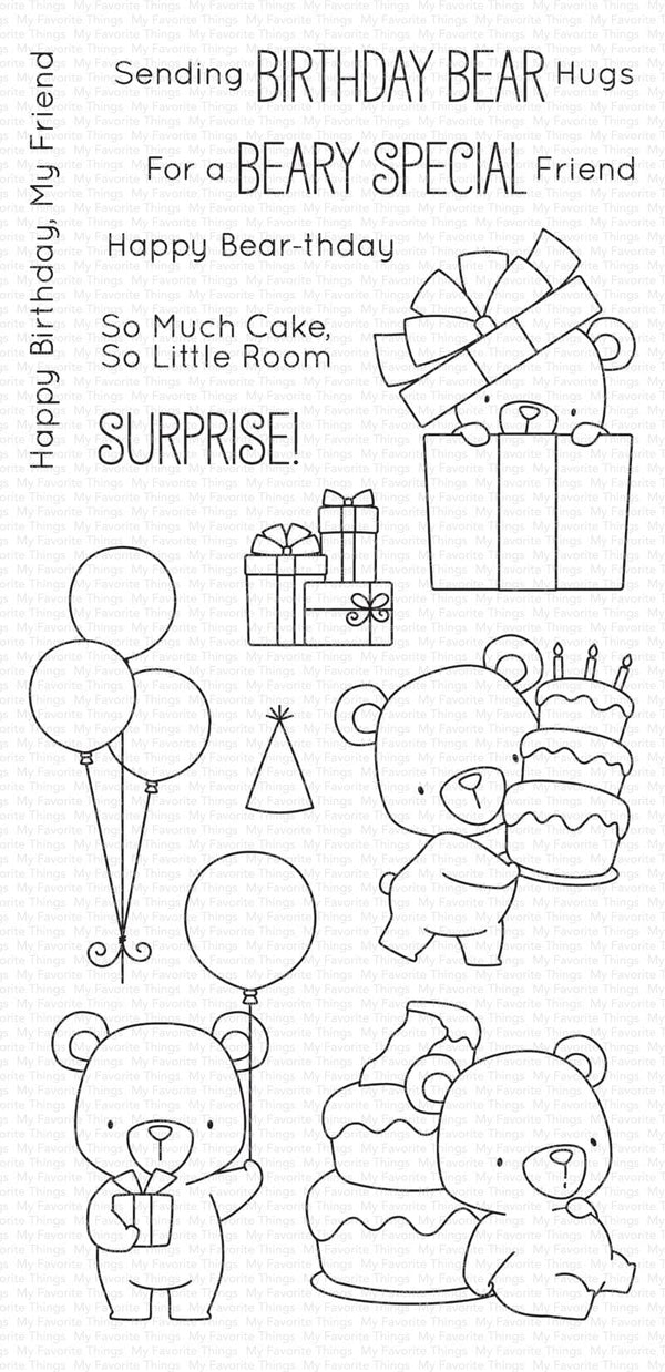 BB Beary Special Birthday