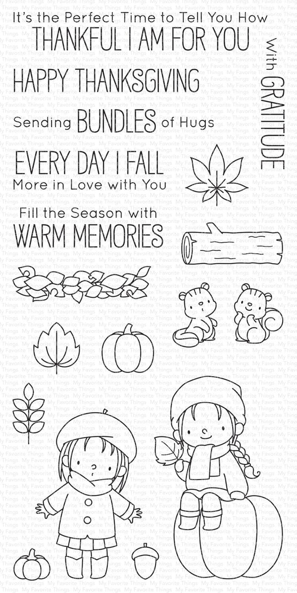 BB Fall Friends