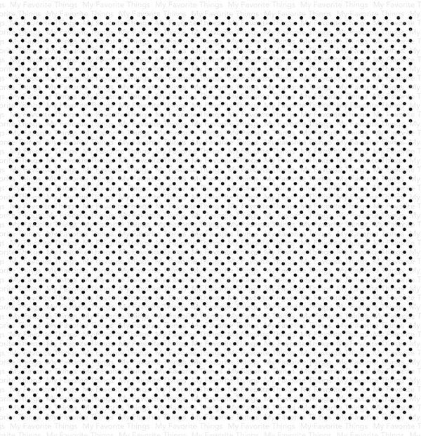 Itsy Bitsy Polka Dots Background