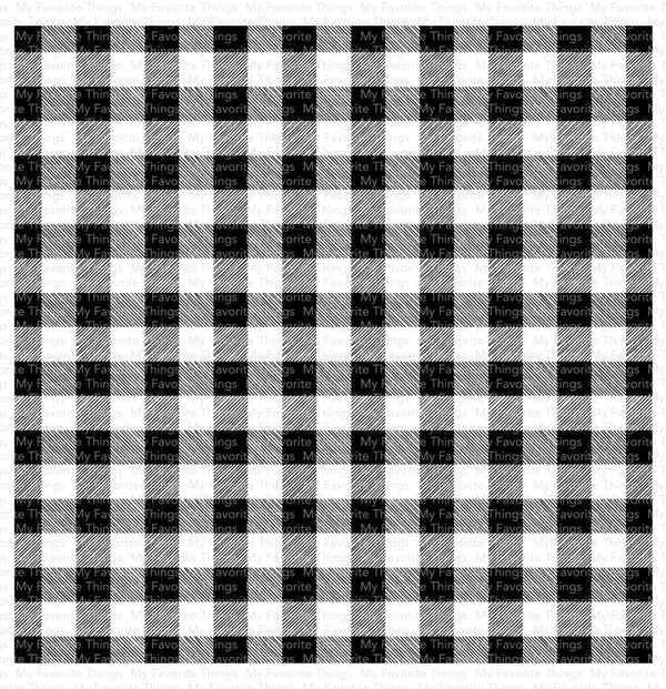 Buffalo Plaid Background
