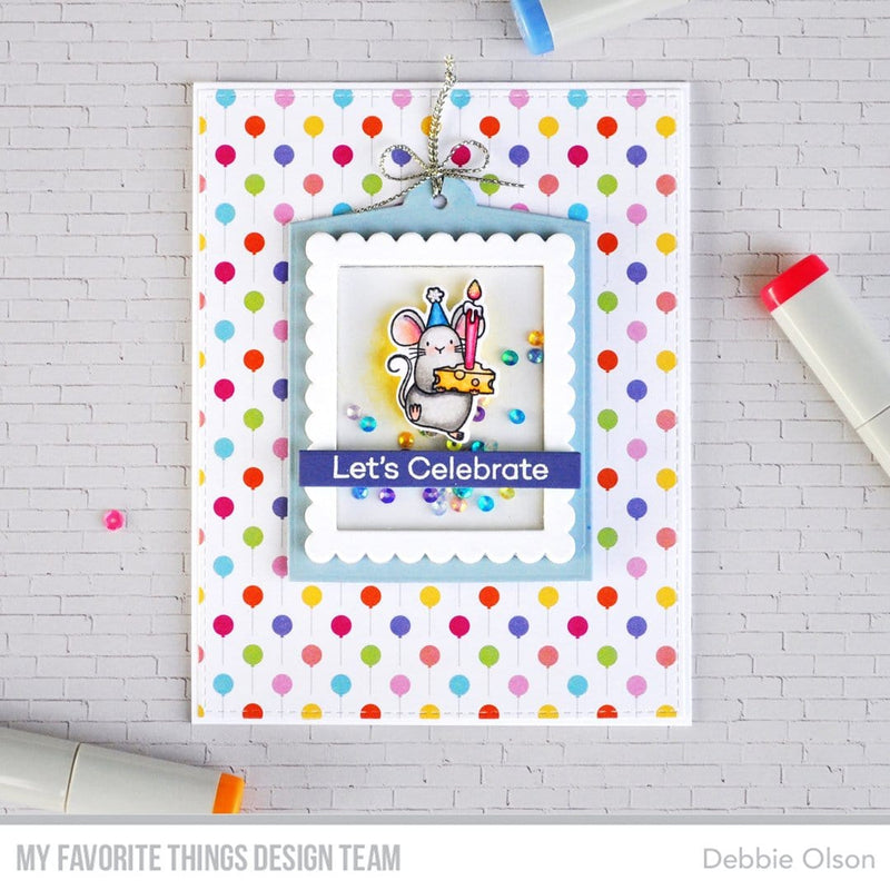Birthday Brights Paper Pad
