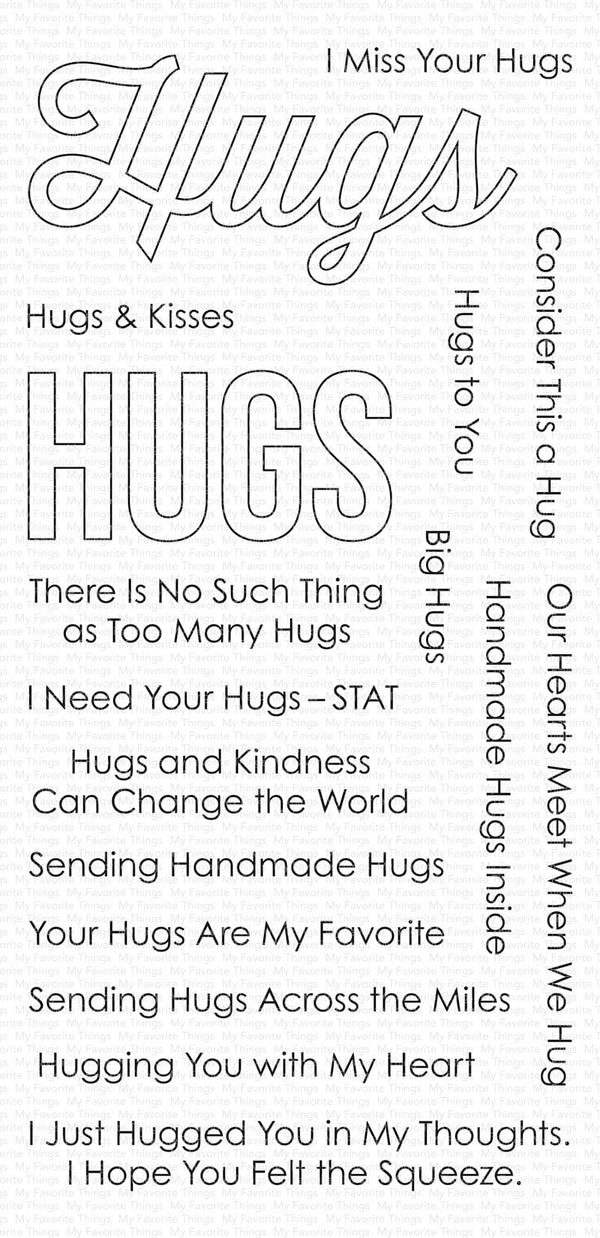 Lots of Hugs