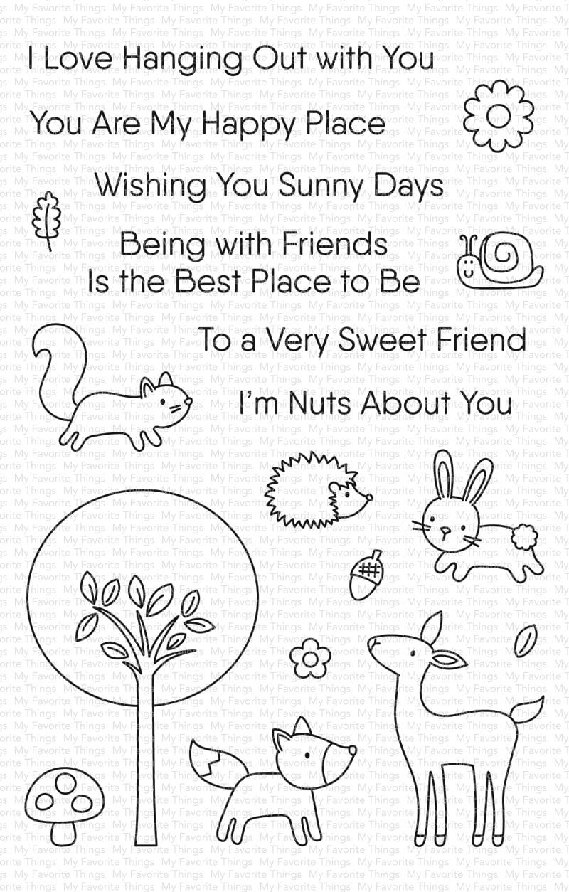 Sweet Spring Friends