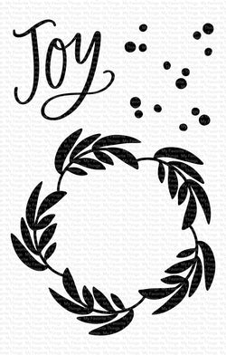 Joy Wreath