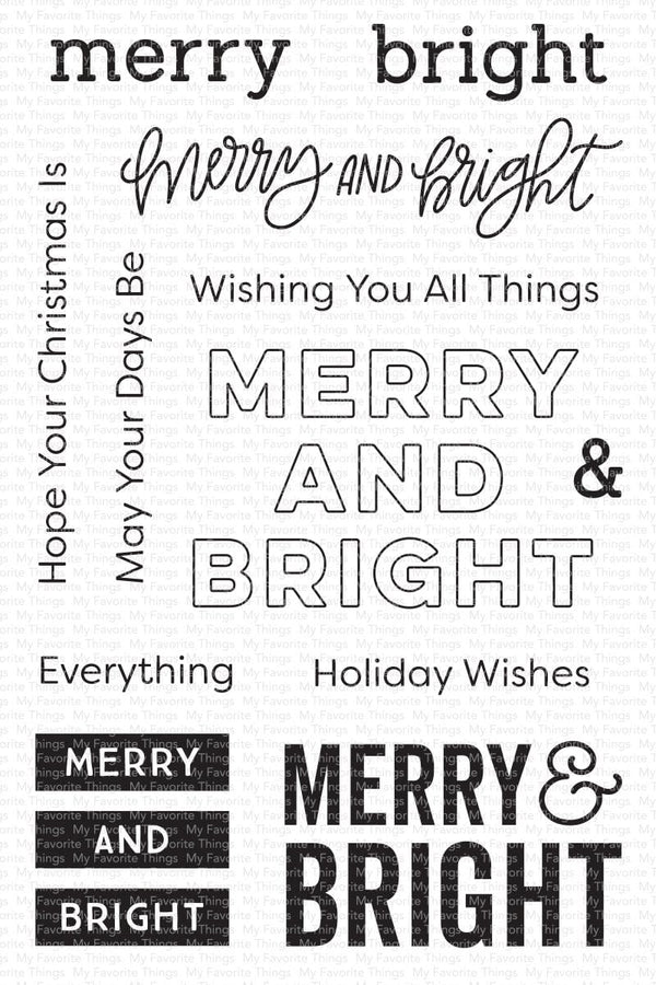 Merry & Bright Card Kit