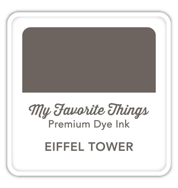 Eiffel Tower Premium Dye Ink Cube