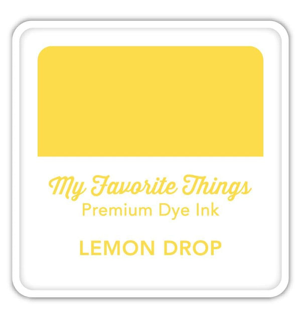 Lemon Drop Premium Dye Ink Cube