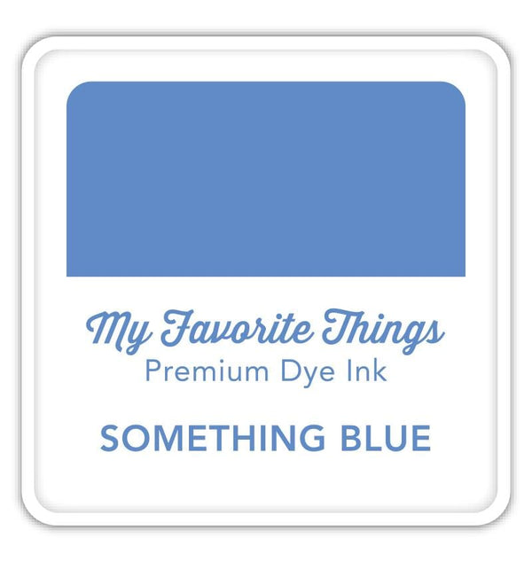 Something Blue Premium Dye Ink Cube