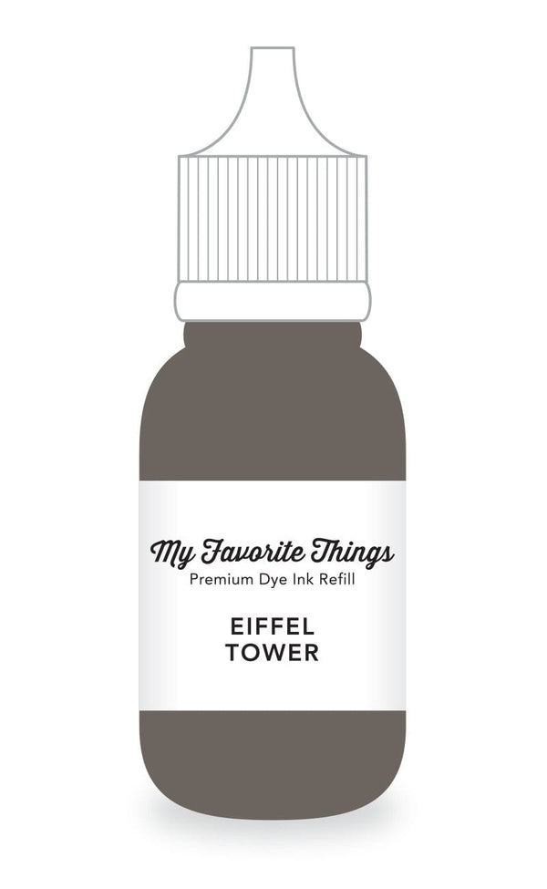 Eiffel Tower Premium Dye Ink Refill
