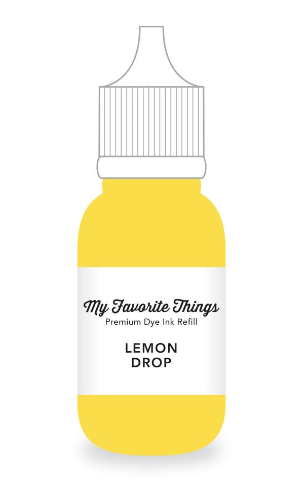 Lemon Drop Premium Dye Ink Refill