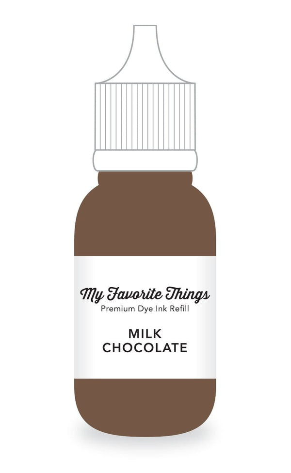 Milk Chocolate Premium Dye Ink Refill