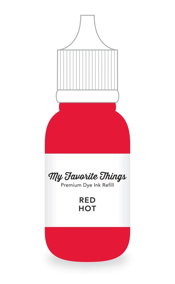 Red Hot Premium Dye Ink Refill