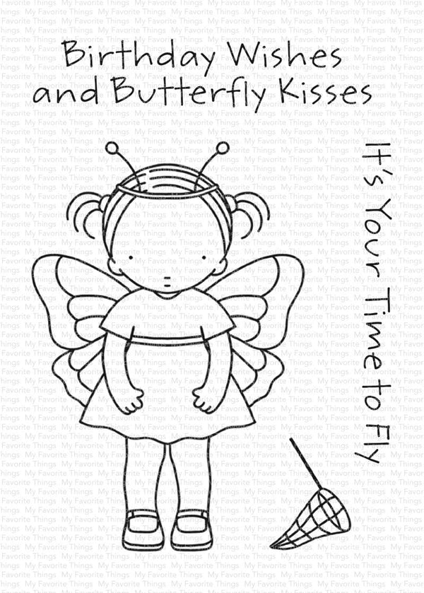 PI Butterfly Kisses