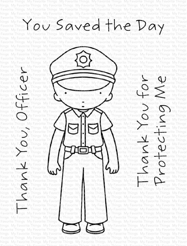 PI Thank You, Officer