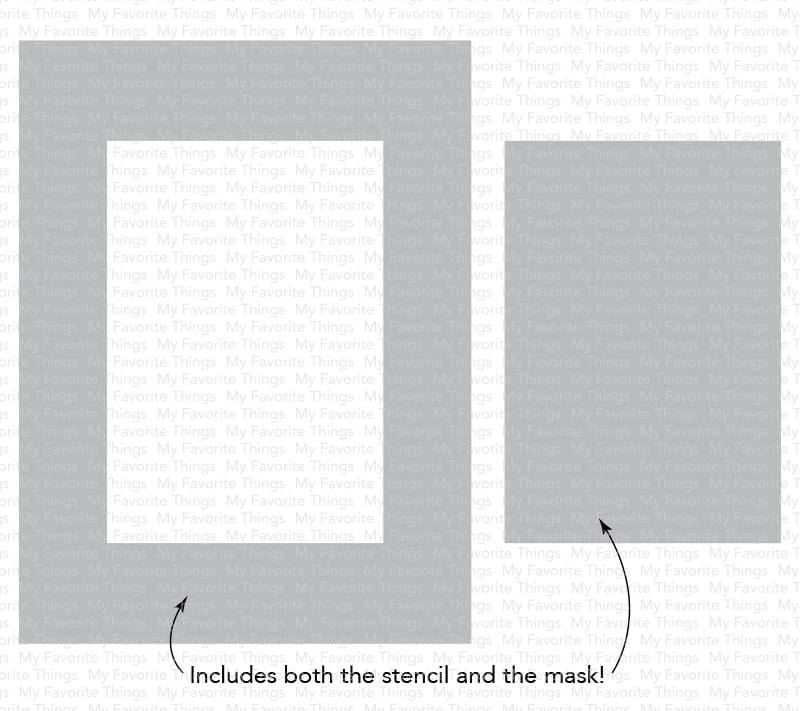 Rectangle Extraordinaire Stencil