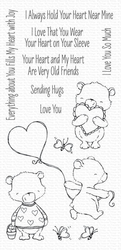 SY Joyful Heart Bears