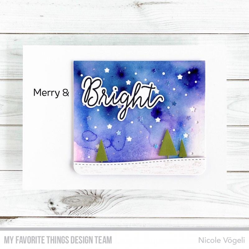 Starry Night Sentiments Die-namics