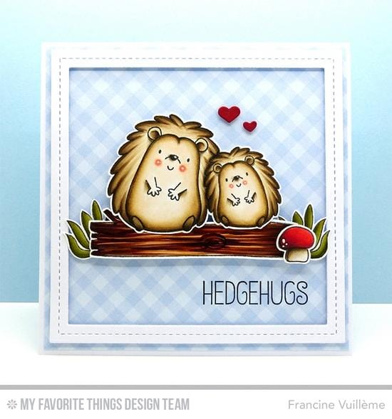 BB Happy Hedgehogs