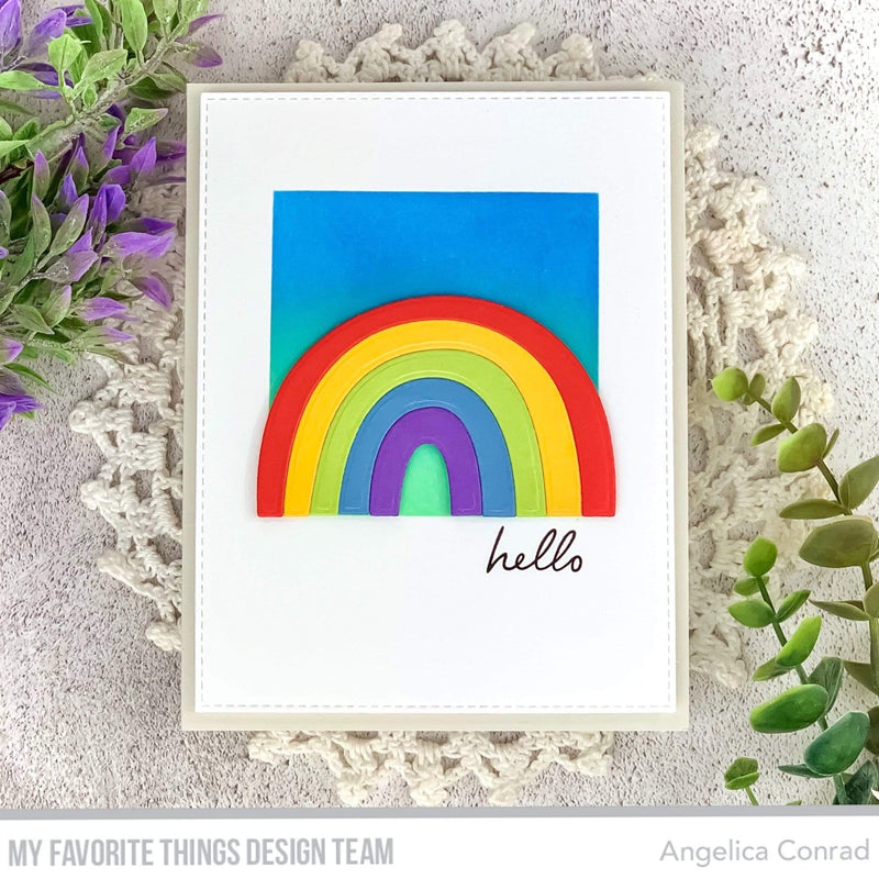 Rainbow Whimsy Die-namics