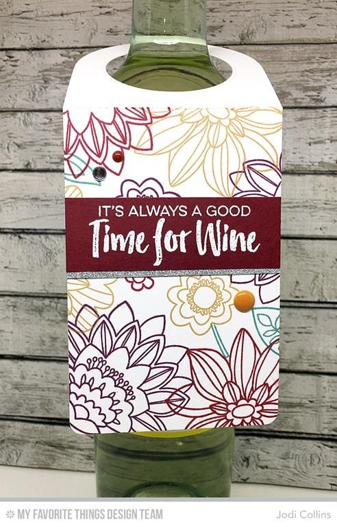 Wine Tag Die-namics