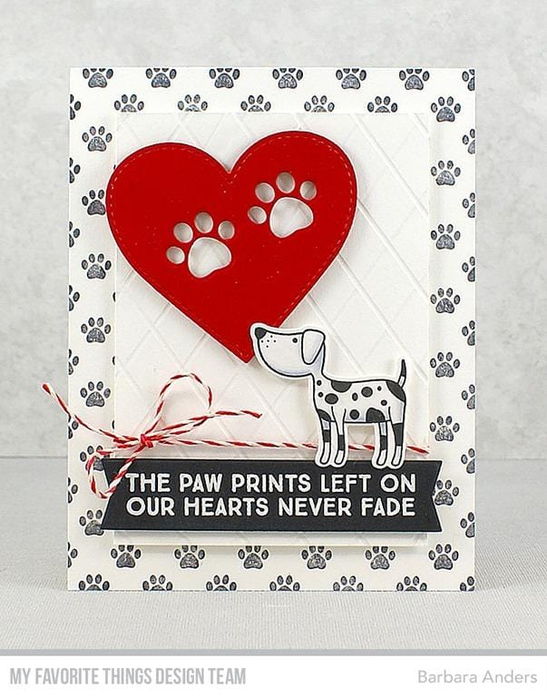 Paw Prints Die-namics