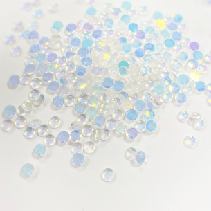 Tiny Iridescent Bubbles