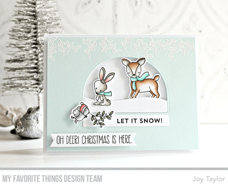 Snow Globe Sentiments