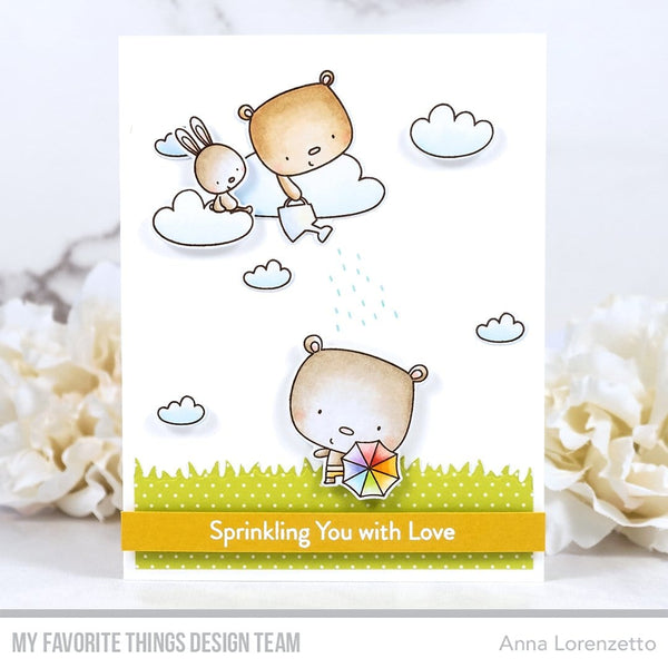 Sprinkling You with Love Die-namics