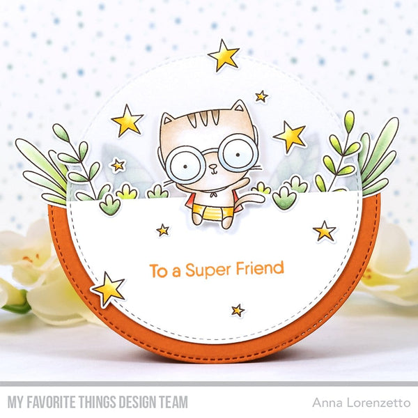 Super Friend Die-namics