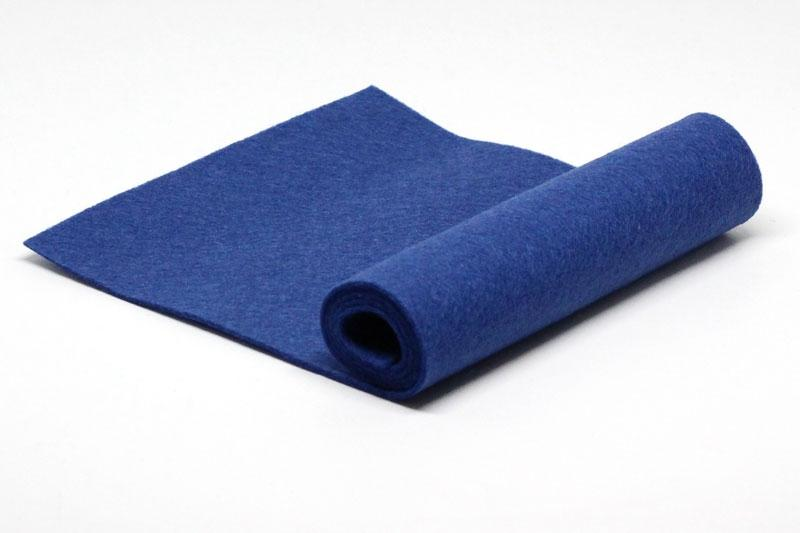 Blueberry Wool Felt